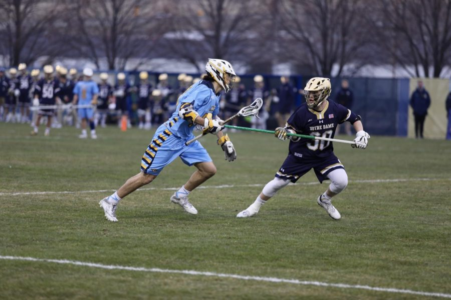 PODCAST: Lacrosse seasons near BIG EAST Tournament time.