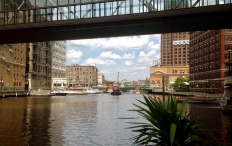 Milwaukee Riverkeeper grades the Milwaukee River Basin, an 882.3 square mile area that includes the Milwaukee, Menomonee and Kinnickinnic River Watersheds, according to the organization's 2016 report card.