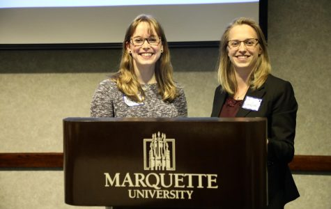 Students share research at Interfaith Symposium