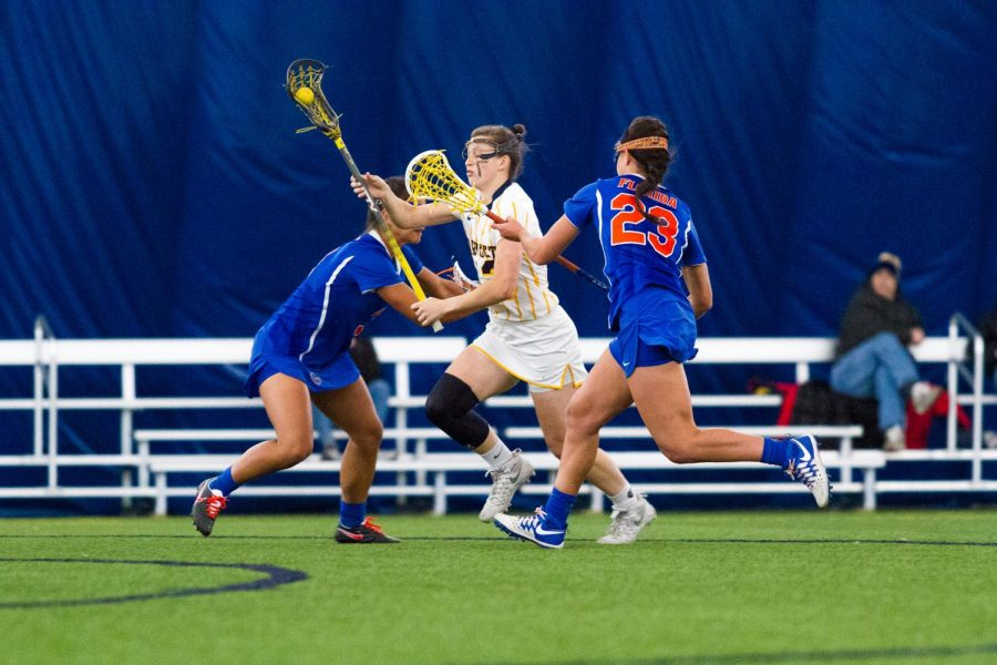 Women's lacrosse gets crushed in BIG EAST semifinals