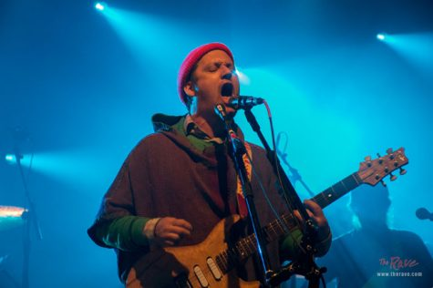 Isaac Brock of Modest Mouse performs at the Eagles Ballroom, May 5.