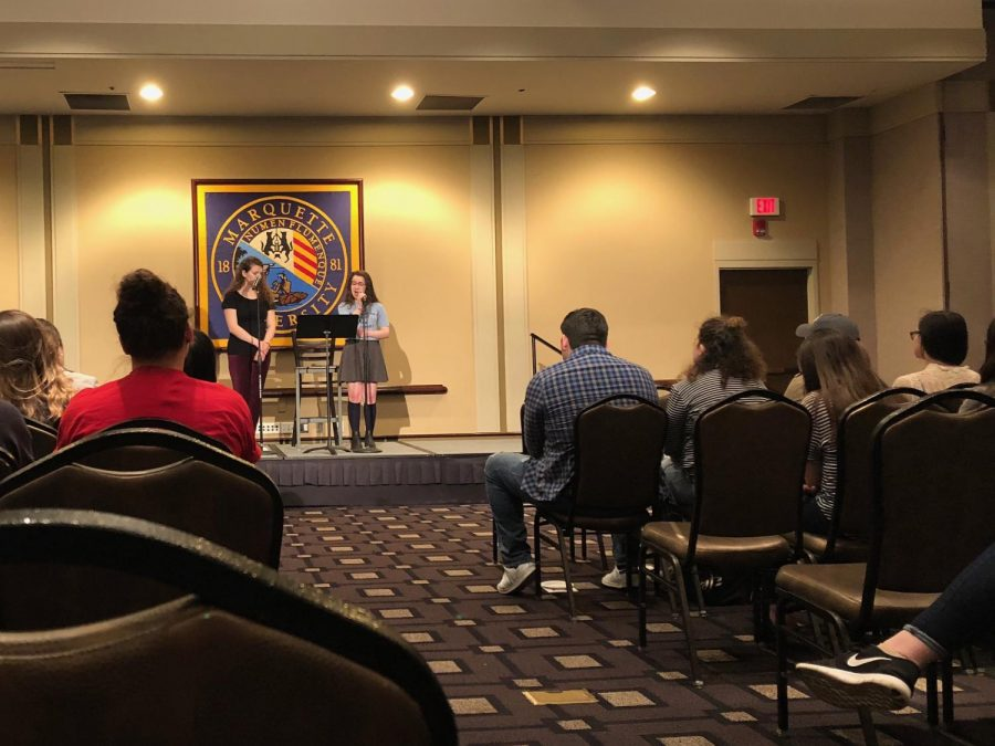 Student, alumna raise sexual assault awareness at Standford/Marquette