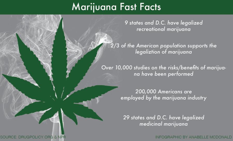 HARRINGTON: Legalize it - Case for marijuana decriminalization