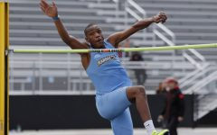 Track and field sends three to NCAA West Prelims