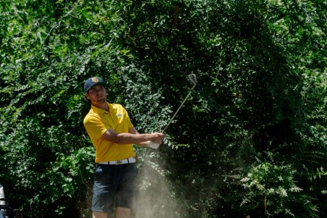 Golf prepares for final regular season tourney