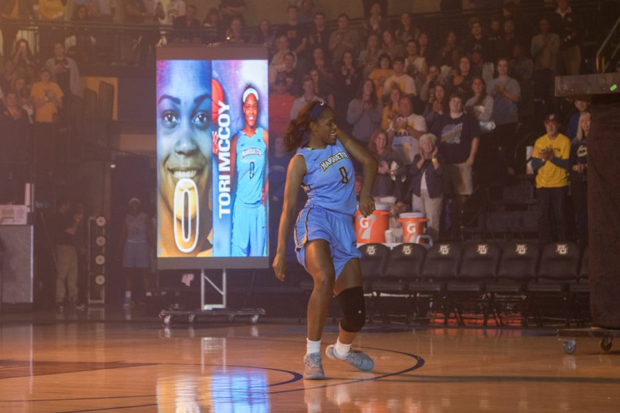 Basketball player Tori McCoy battles rare kidney disease, looks for donor