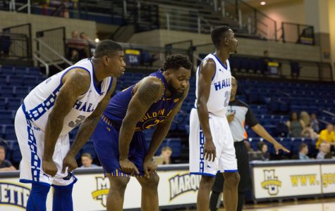 Cinmeon Bowers gets chance to 'play for the home team' with Golden Eagles Alumni