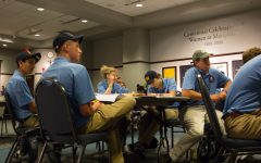 MUPD hosts week-long FBI youth academy