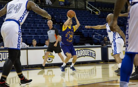 Diener hits pair of late-game threes to send Golden Eagles Alumni to The Basketball Tournament semifinals