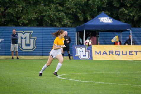 AUDIO: Recap of Marquette Women's Soccer vs. Villanova & Creighton