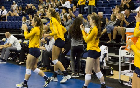 Volleyball wins two of three in Texas, falls to No. 16 Baylor