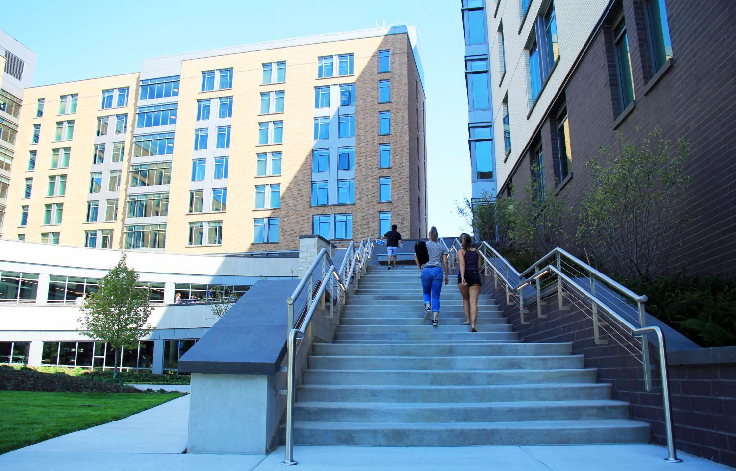 Marquette University Student Government voted on a recommendation Sept. 17 asking the university to rename The Commons residence hall after a notable Marquette community member, alumnus or alumna.