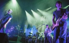Rock band 'The National' wow crowd with raw, emotional performance