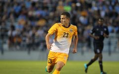 Diego Nunez plays integral part of men's soccer on and off the field