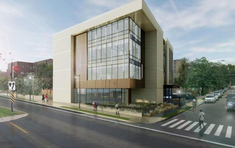 New $18.5 million Physicians Assistant Studies facility underway