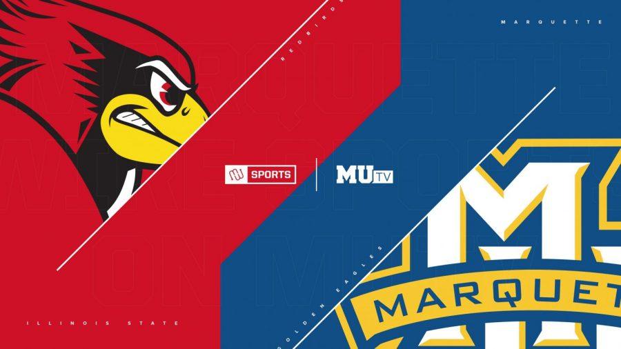 Marquette+Volleyball+vs+Illinois+State
