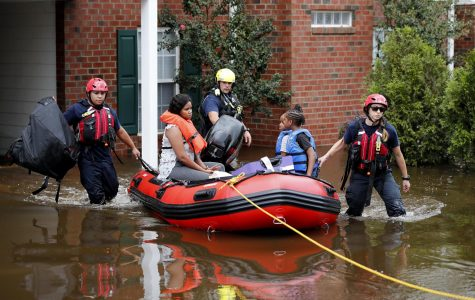 Hurricane Florence has significance for Marquette Athletics personnel