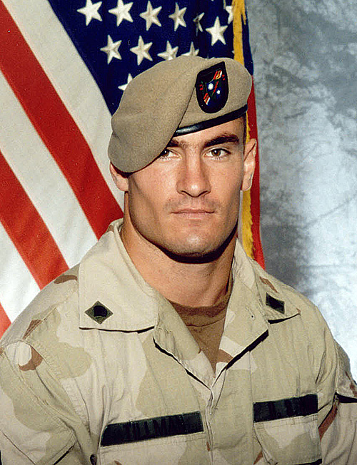Pat Tillman, who left the NFL to enlist, was killed by friendly fire in 2004.
