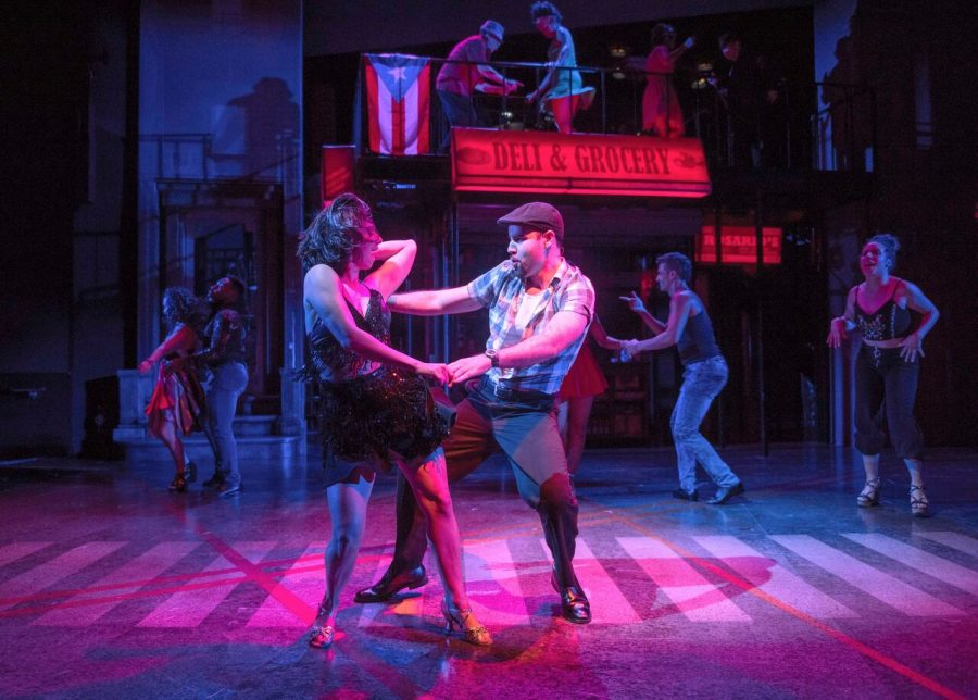 In the Heights will run at The Milwaukee Reportory Theater until Oct. 28.