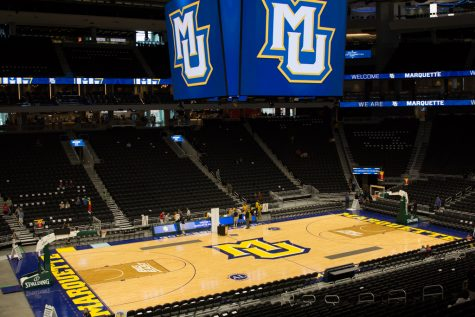 Schlundt adds family touch to Marquette-Wisconsin rivalry