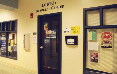 The LGBTQ Resource Center in the Alumni Memorial Union.   Marquette Wire Stock Photo