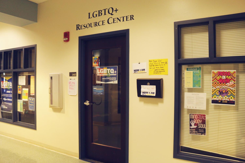 The LGBTQ Resource Center in the Alumni Memorial Union.   Marquette Wire Stock Photo