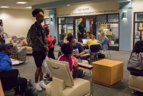 Wing in O'Donnell, other residence hall rooms vacant due to freshman class size