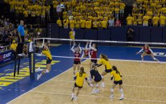 In-state foe No. 6 Wisconsin dominates No. 21 Marquette volleyball