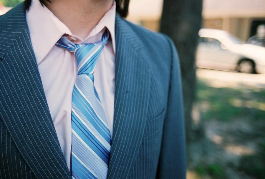 While students might find success by dressing nicely for job interviews, most professors agreed that classroom clothing does not correlate with a student's performance.