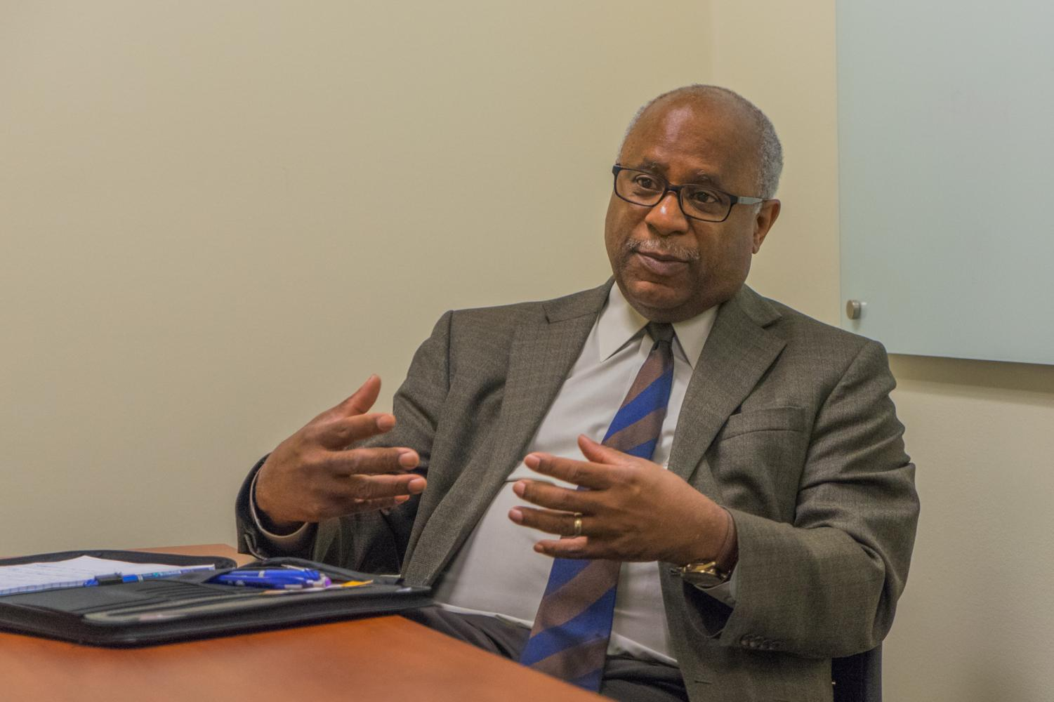 William Welburn discusses the search process for a new Title IX coordinator.