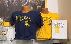 Spirit Shop debuts T-shirts created by alumni
