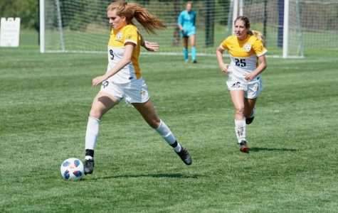 Women's soccer picks up first victory of 2018 against Drake