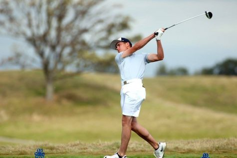 Kendziorski shoots three under, earns share of individual crown at Marquette Intercollegiate