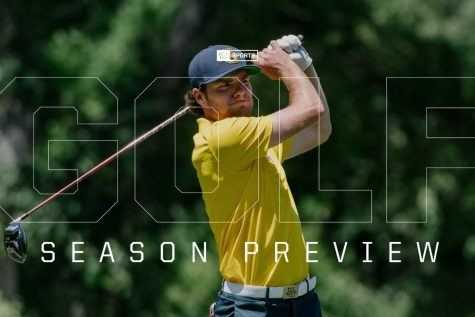 Golf prepares for Big East Tournament