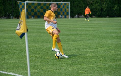 Men's soccer cannot handle overwhelming Seton Hall attack, falls 2-0