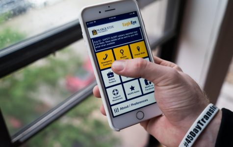 MUPD reaches higher downloads with safety app