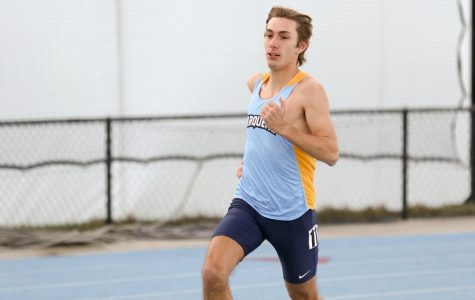Klaiber ready to end successful cross country career