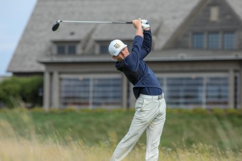 Golf finishes fourth at Hoosier Collegiate