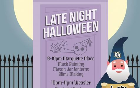 Late Night Halloween event will take place Saturday