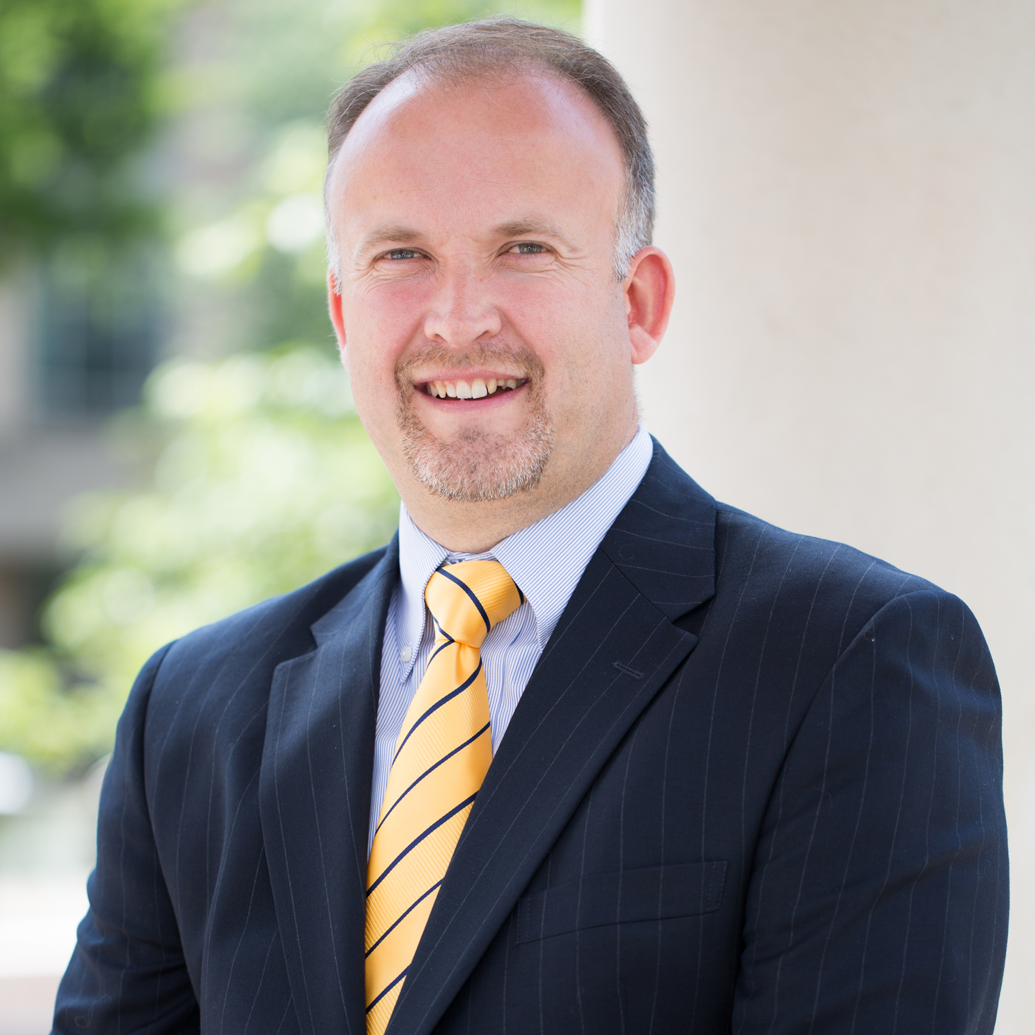 Marquette University executive vice president of operations Dave Lawlor has resigned his position to join a private investment firm.  Photo courtesy of Marquette University