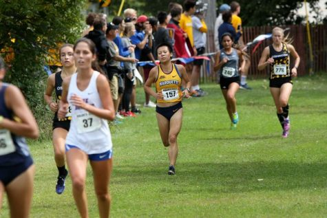 Cross country ends season at Great Lakes Regional