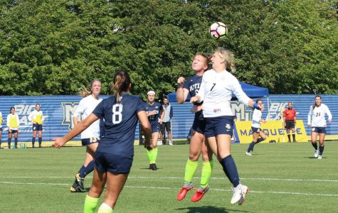 Jaeger gives women's soccer consistent 90-minute option, leader in back line