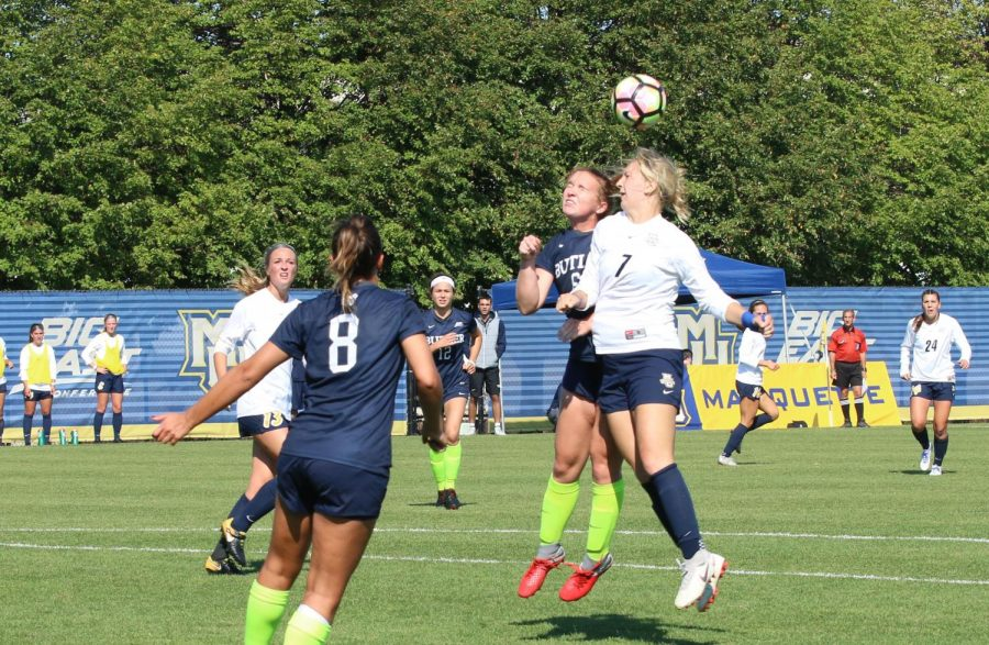 Jaeger gives women's soccer consistent 90-minute option, leader in back line