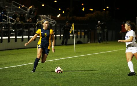 Women's soccer loses to Xavier for first time in program history