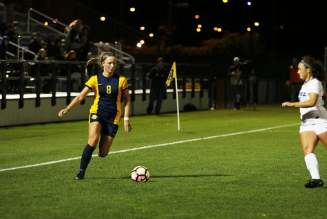 Women's soccer earns fourth straight win in shutout