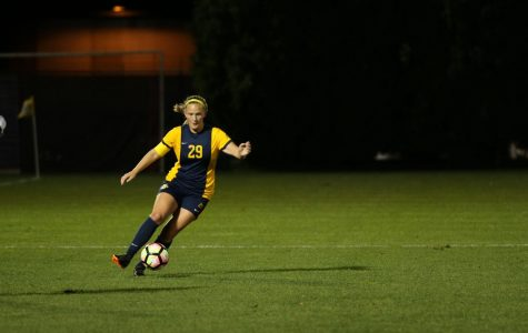 Women's soccer falls to 1-3-1 following 1-0 loss to Xavier