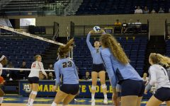 Lauren Speckman finds rare opportunity at Marquette