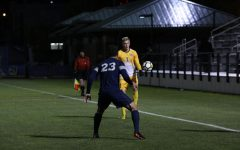 Men's soccer moves to fourth in BIG EAST with win over Xavier