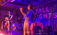Electrofolk group Tall Heights played the back room at Colectivo Oct. 14.