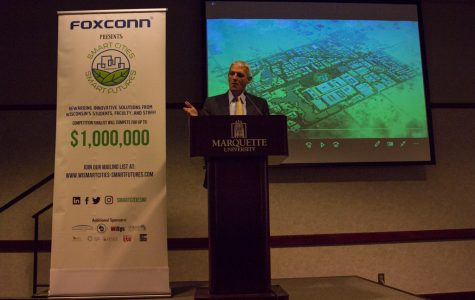 Foxconn kicks off Smart Cities-Smart Futures competition with Marquette